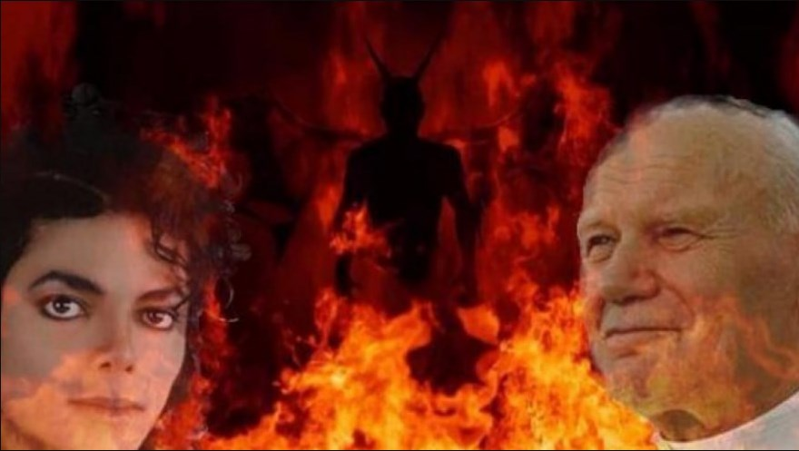 Woman Dead For 23 Hours In Hell Reports Seeing Michael Jackson, Pope John Paul II And Many Other Celebrities