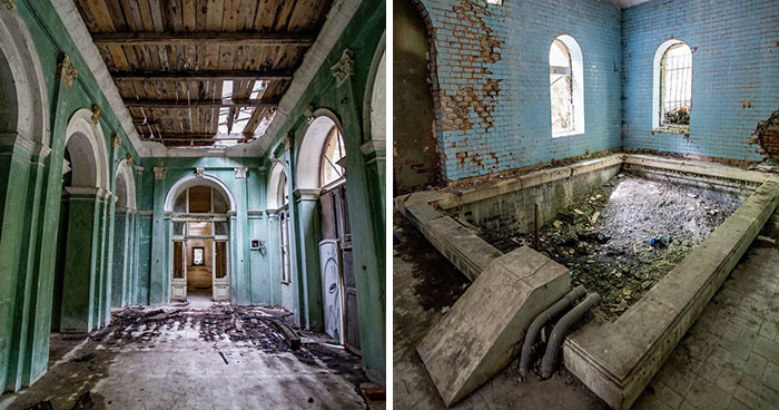 I Started A Reactivation Project To Raise Money For The Stunning Abandoned Thermal Baths In Herculane, Romania