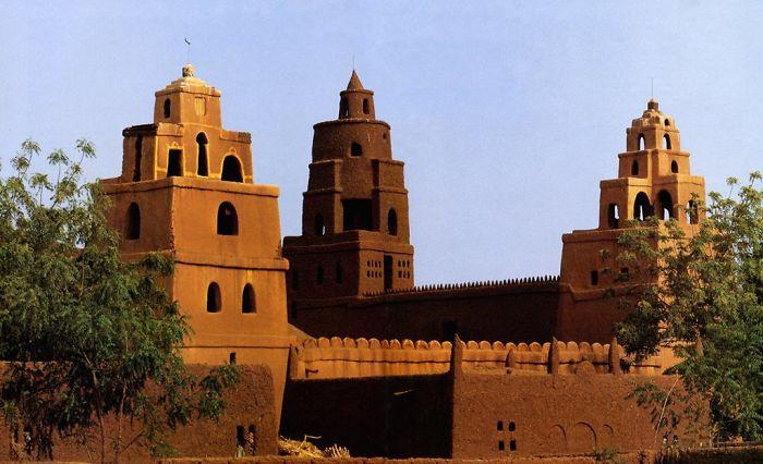 Африканская архитектура