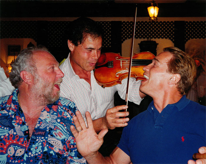 I Am Devastated Today Arnold Schwarzenegger Writes A Heartfelt Tribute To His Life Long Partner In Crime Bored Panda
