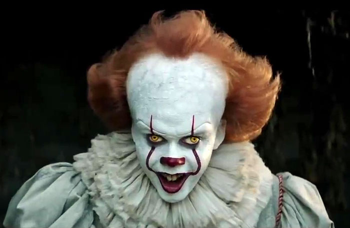 Pennywise actor Bill Skarsgard discusses working with the ... |Pennywise 2020 Bill Skarsgard
