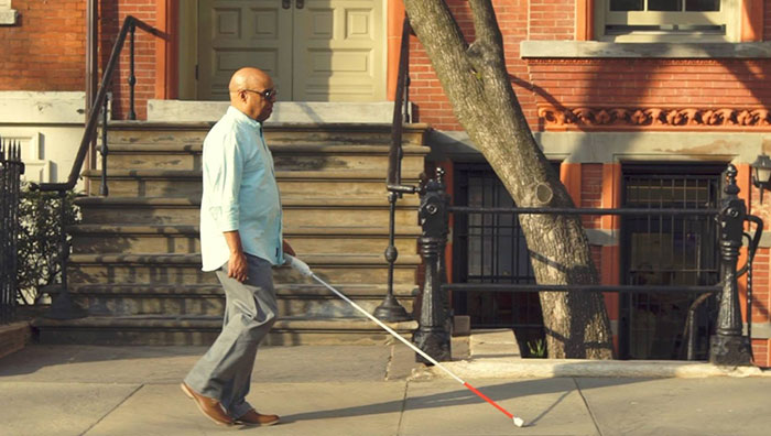 Blind Engineer Invents A 'Smart Cane' That Uses Google Maps To Help Blind People Navigate