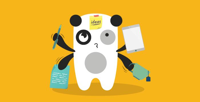 Video Digital Asset Archivist For Crafty Panda