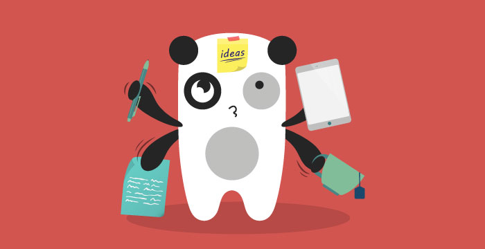Production Assistant For Little Panda