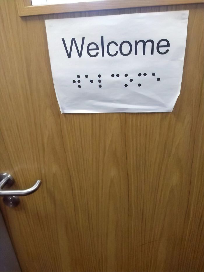 Printing Dots Is Not Actual Braille