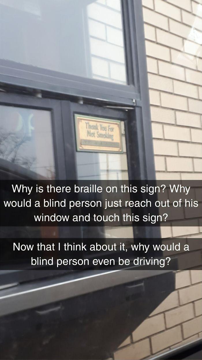 Drive-Through Sign