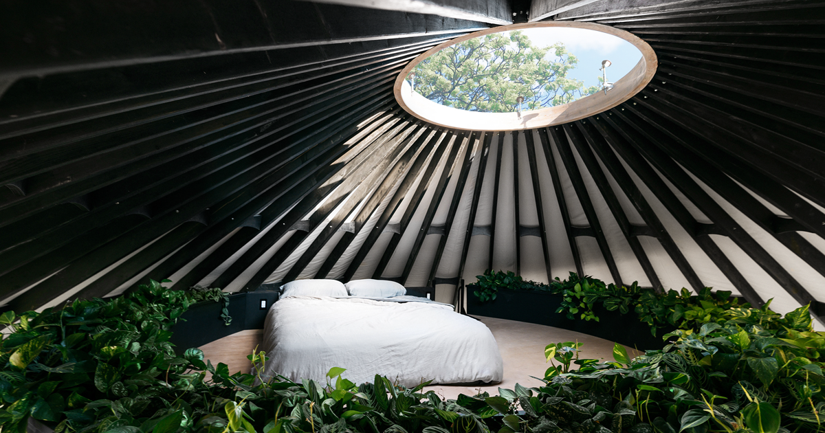 Couple Spends A Year And $65k To Build Their Dream Yurt And It Looks Amazing