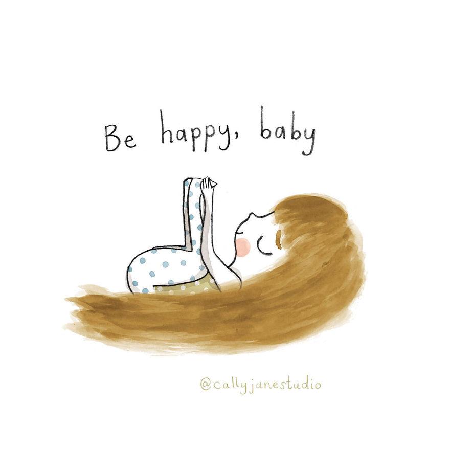 Be Happy, Baby