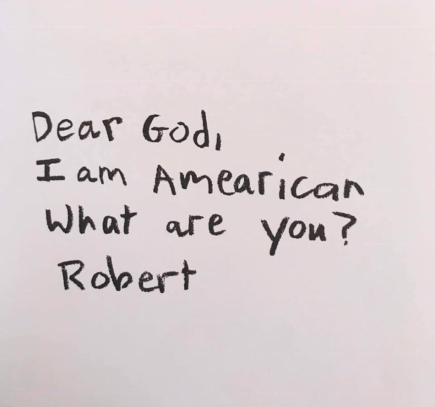 Children-Write-Letters-To-God