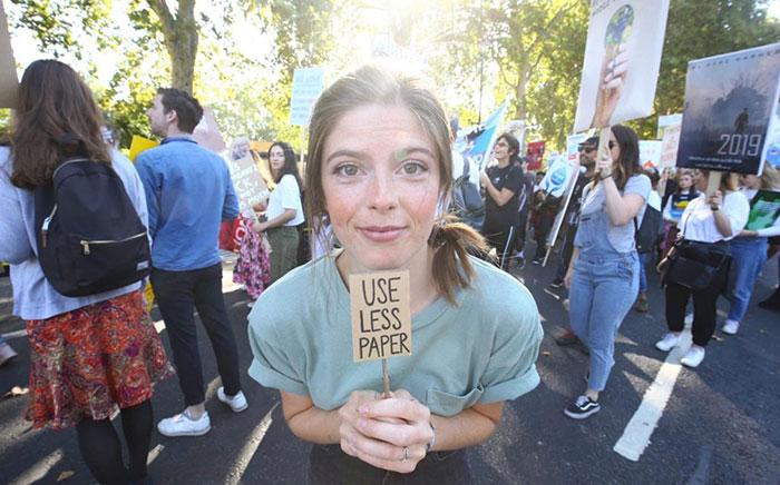 Los 30 mejores carteles de la manifestación por el clima de 2019