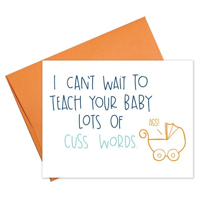 Your Baby Is Going To Cuss Like A Sailor!