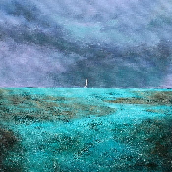 Seascape. It Inspires Me!