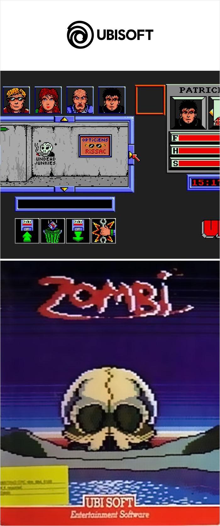 "Juego ""Zombi"" (1986)"