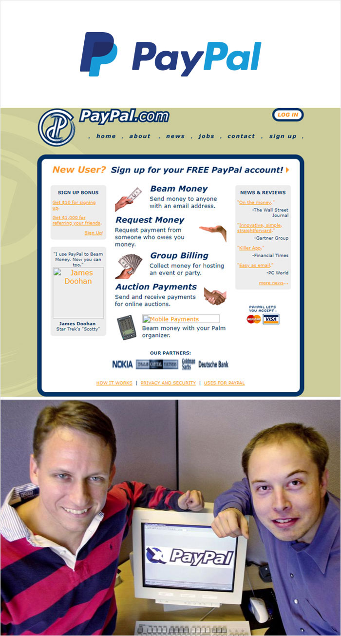 Servicio de pagos en línea (1998)