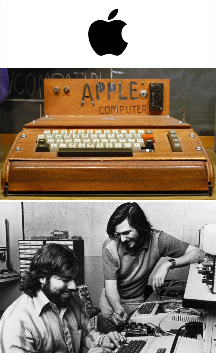 Computadora Apple I (1976)