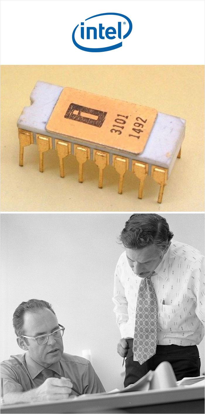 Chip de memoria (1969)