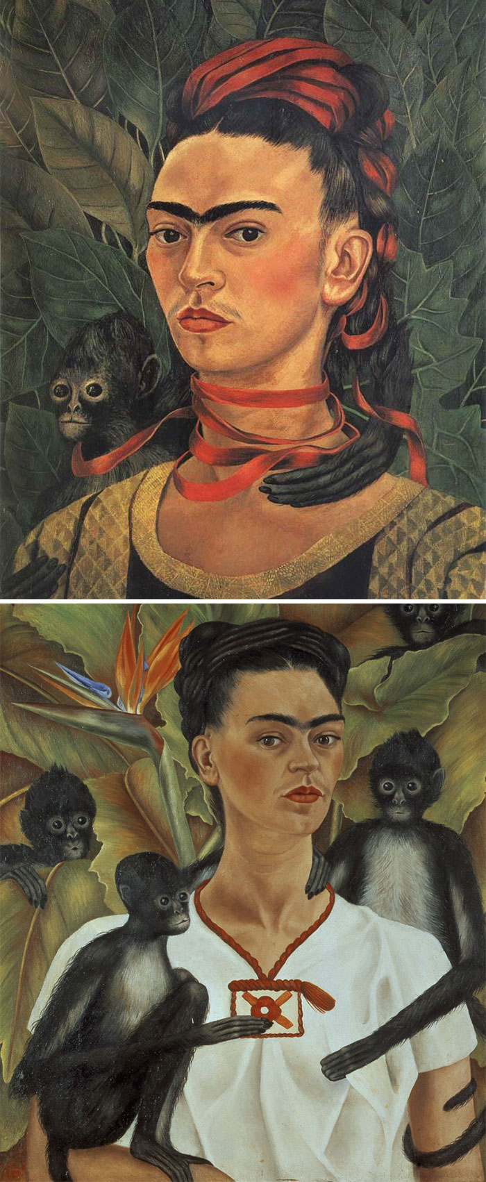 If Every Painting Is The Face Of A Uni-Browed Woman, It's Frida