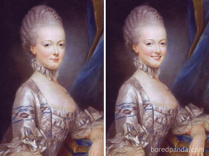 María Antonieta, Joseph Ducreux