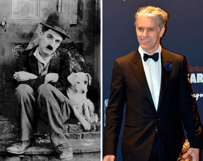 Charlie Chaplin & James Thiérrée
