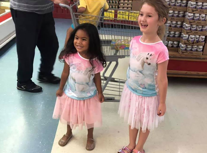 """Kate Yelled Out In The Store """"Daddy I Have A Twin!"""" The World Could Learn From Kids"""