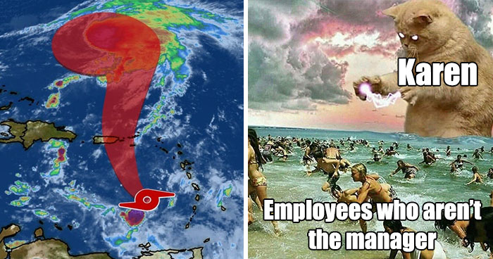 People Are Laughing At Tropical Storm Named 'Karen,' Create 21 Funny Memes