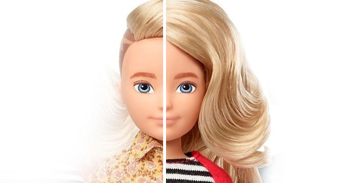Barbie Manufacturer Launches A Gender Neutral Doll Collection 'Free Of Labels'