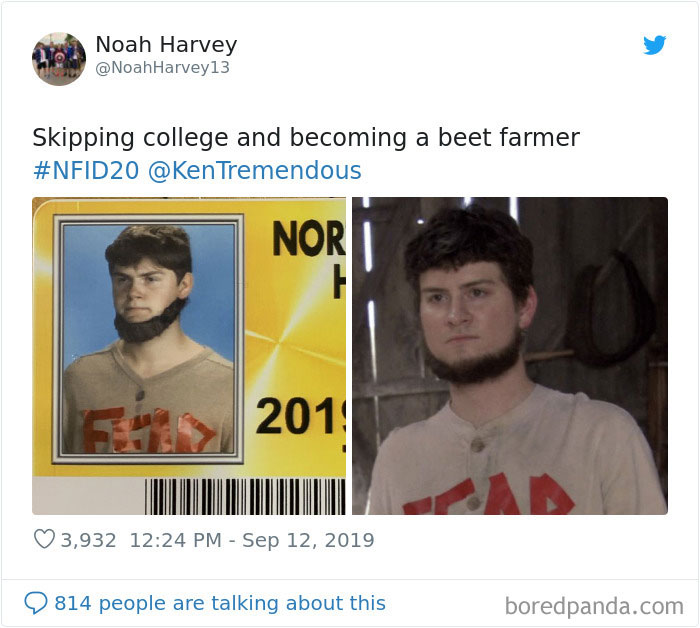 North-Farmington-High-School-Students-Id-Photos-Pop-Culture-Icons