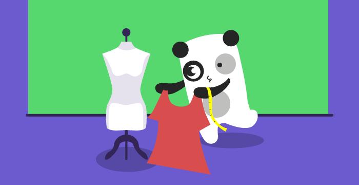 Costume Designer For Crafty Panda