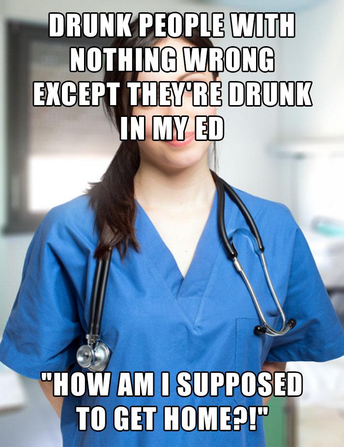 Nurse-Shares-Insane