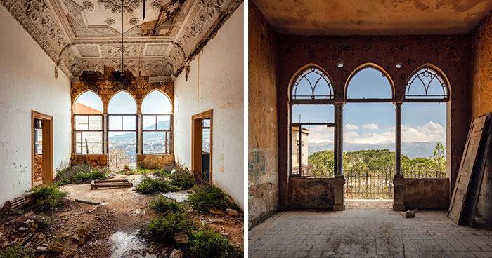 I Traveled To Lebanon To Capture Its Wonderful Architecture And Triple Arcades (10 Pics)