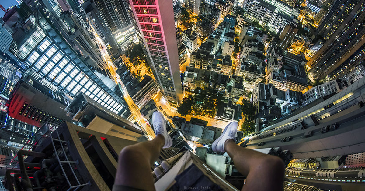 I Climbed Up To The Most Exciting And Beautiful Places In Hong Kong (18 Pics)