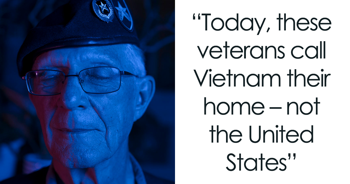 I Capture American Veterans That Moved Back To Vietnam To Find Ways To Deal With Their PTSD