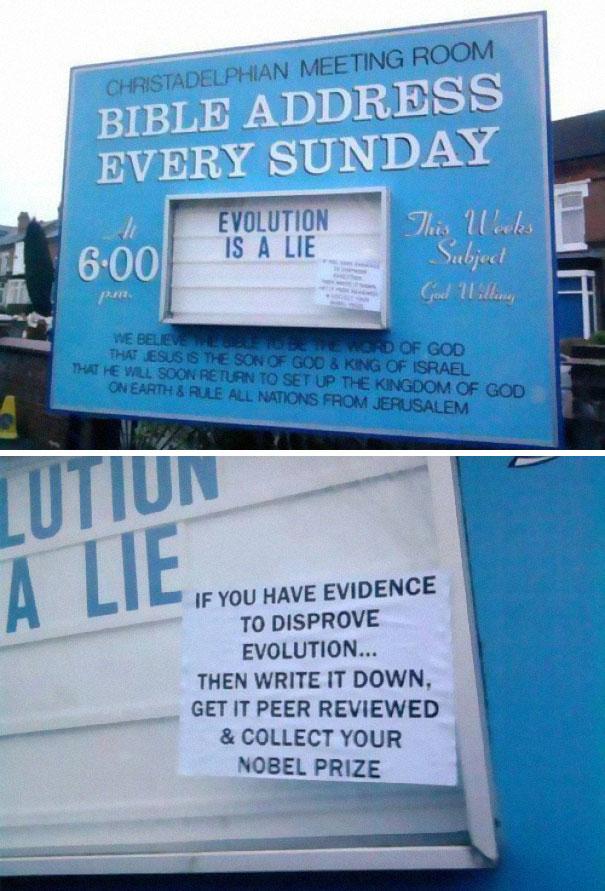 Not The Gospel Truth?