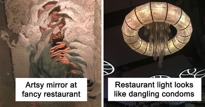 123 Epic Restaurant And Bar Design Fails That Are So Bad, People Had To Shame Them Online