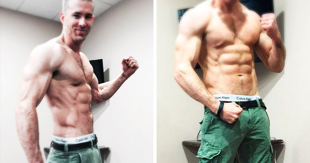 Ryan Reynolds' Trainer Don Saladino Posts A Shirtless Pic Of The Star, Shares Fitness Tips On How To Look Th