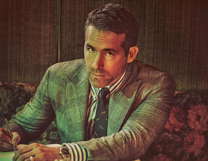 After Spending A Sleepless Night Because Of His Children, Ryan Reynolds Says What Every Parent Is Thinking