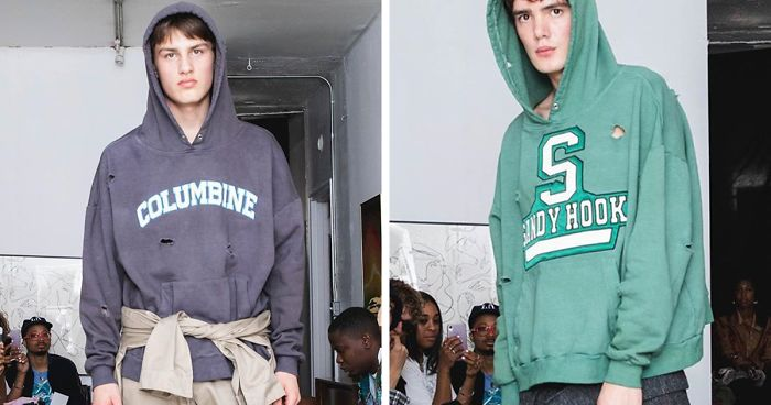 Fashion Brand Presented Mass Shooting-Themed Hoodies With Bullet Holes In It, Face Massive Backlash