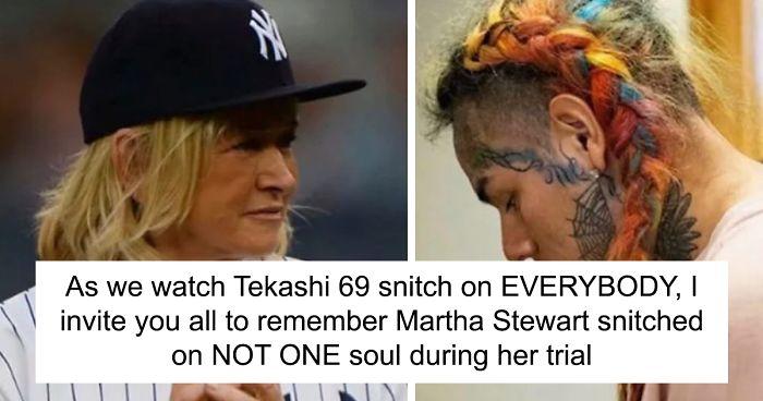 Snoop Dogg Roasts Tekashi 69 By Reminding Everyone Of Martha ...