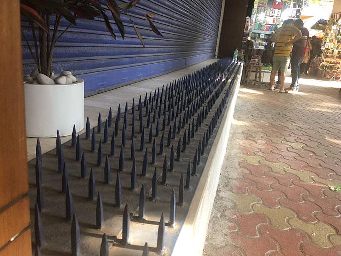 Llamativa respuesta ante el aumento de indigentes en Mumbai