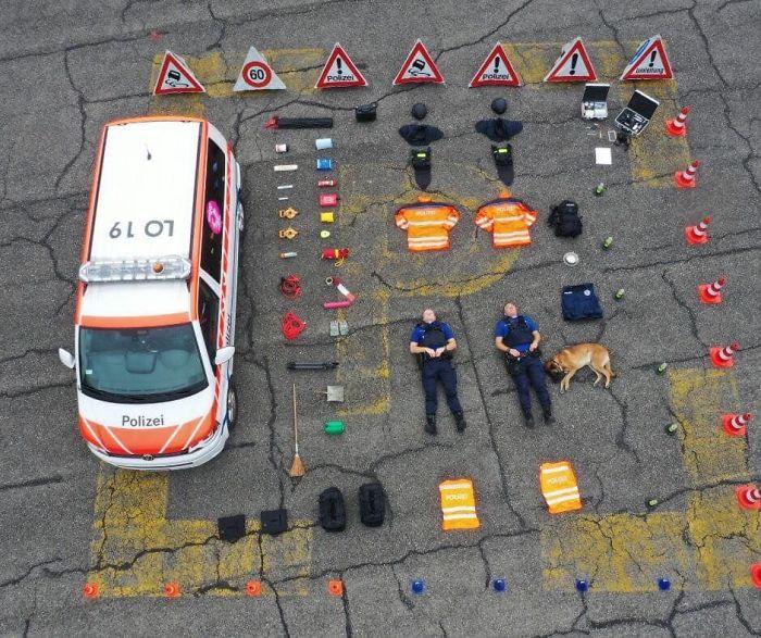 Switzerland Police
