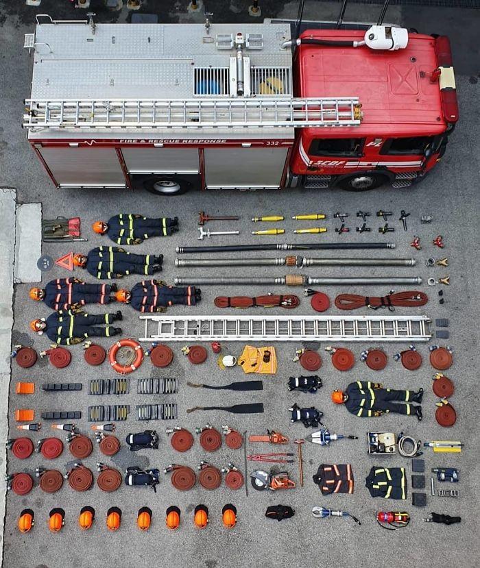 Cuartel de bomberos de Sengkang, Singapur