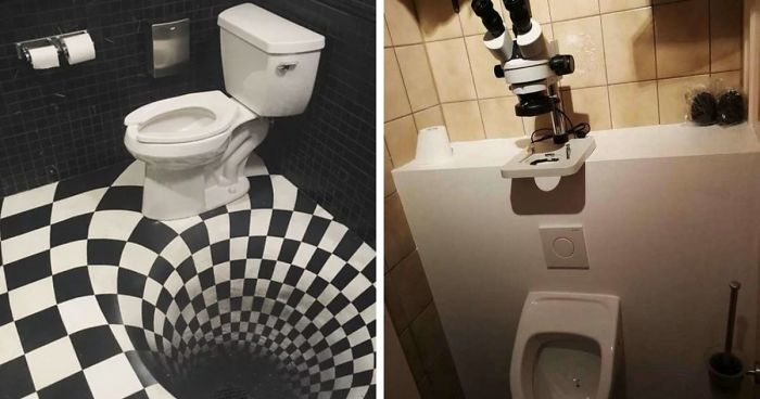 79 Toilets With Threatening Auras From A Facebook Group With 460,000+ Fans