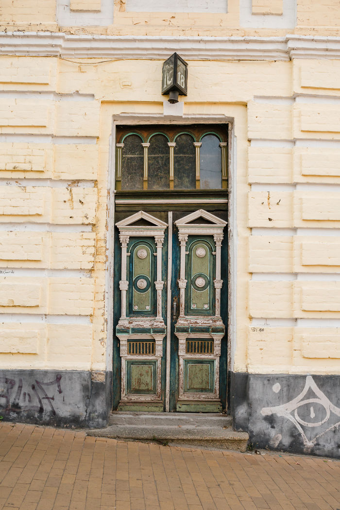 Old Doors Are Cool