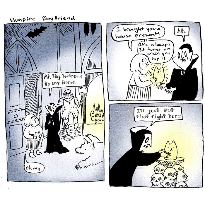 Vampire-Comics