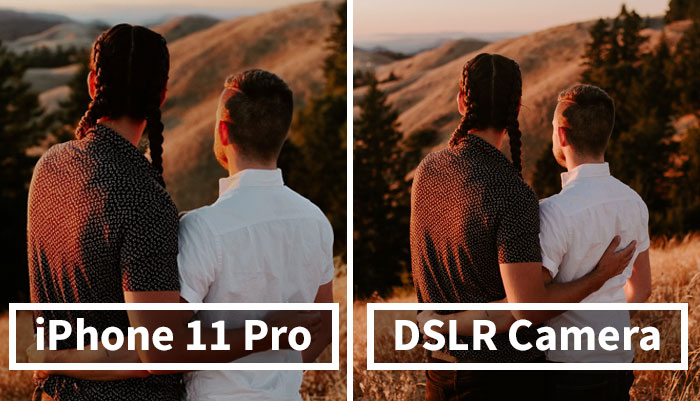 Wedding Photographer Shoots The Same Pics With Both The New iPhone 11 Pro And His Gear, Compares The Results