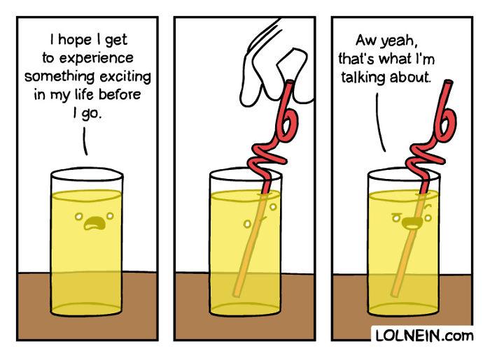 When Life Makes You Lemonade