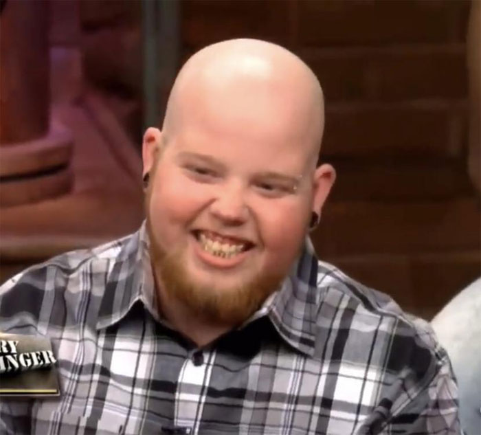 Adult Or Bearded Child On Jerry Springer??