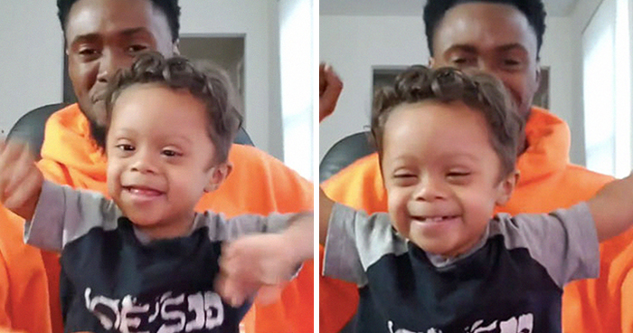Video Of Toddler Dancing With Dad To Celebrate The Little Guy Being Cancer-Free For 11 Months Goes Viral