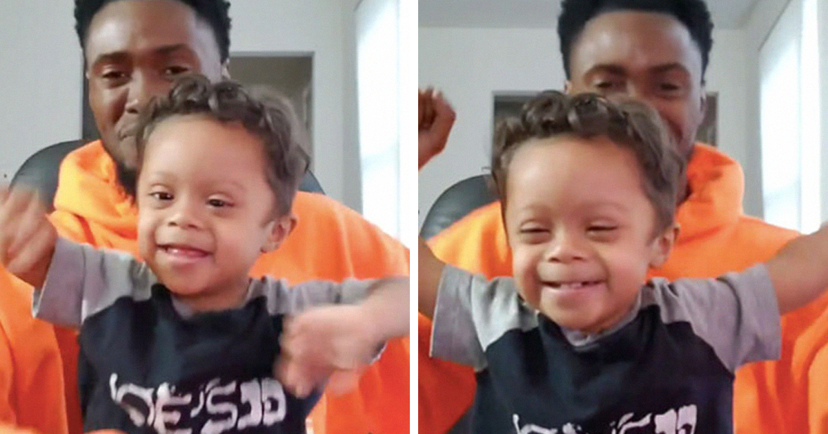 Dad Celebrates His Toddler Being 11 Months Cancer-Free In Adorable Dance Video