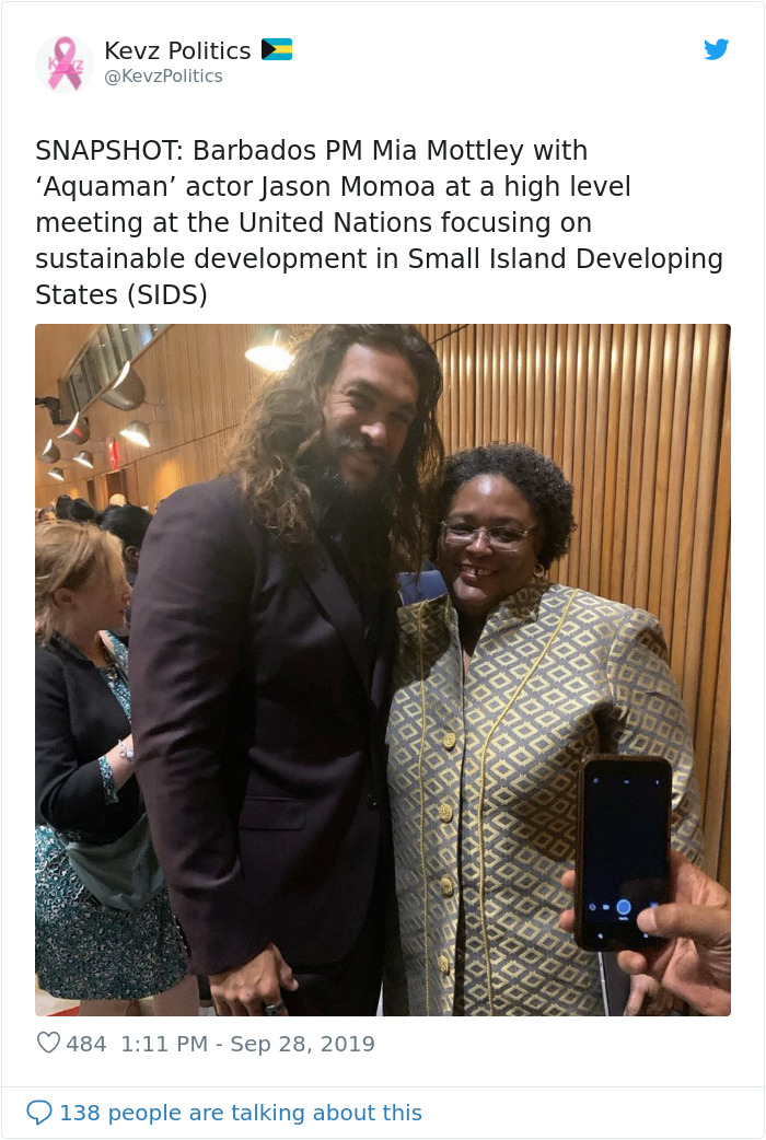 Jason Momoa Shames Humanity And Calls It A Disease At The UN Climate Summit, Now Some Say He Went Too Far